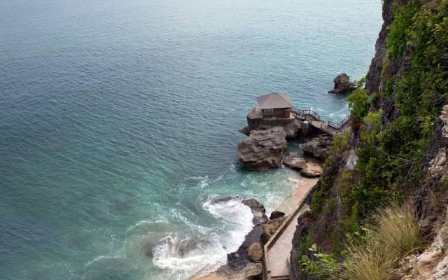 Ayana Resort and Spa Bali - Spa On The Rocks