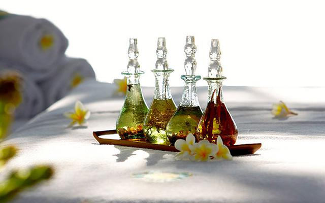 Lagoon Spa Massage Oils