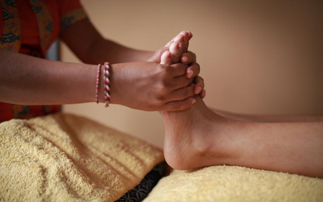 Bahari Balinese Spa - Foot Massage