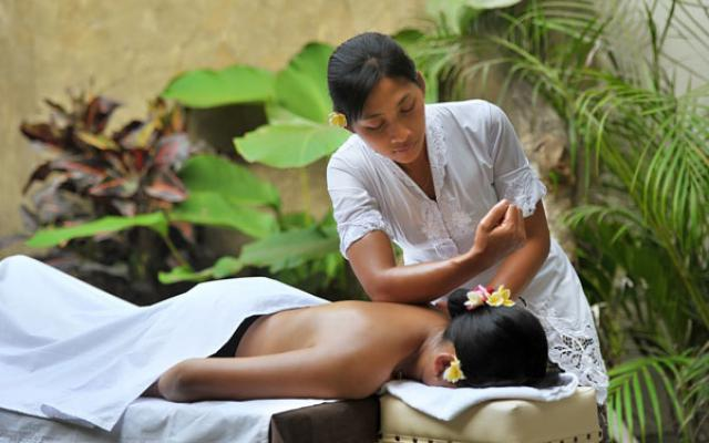 Spa Bali Ungasan - Bali Dewi Spa - Body Massage