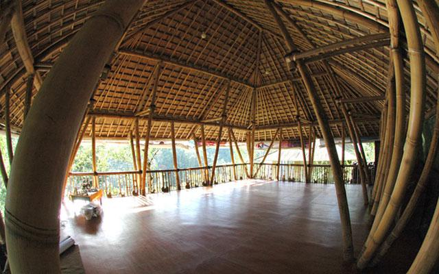 Bali Eco Village - Yoga Studio