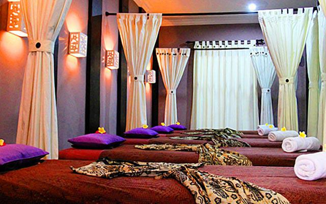 Nusa Dua Spa - Bali Flower Spa : Spa Treatment Room