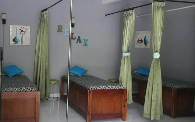 Bali Indah Spa Sanur Massage Beds