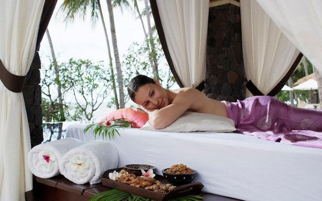 Spa Amed - Spa Village : balinese massage