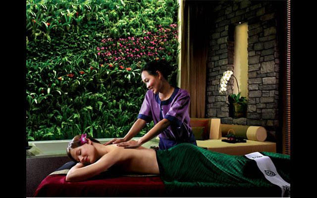 Balinese Massage - Banyan Tree Spa Ungasan