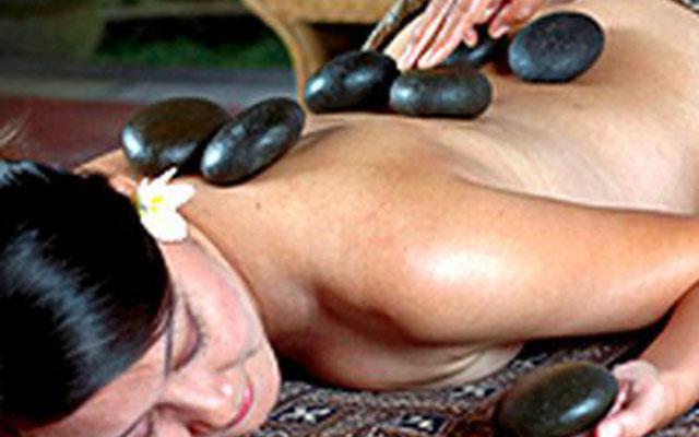 Jimbaran Spa - BEL-AIR Spa :  Hot Stone Massage
