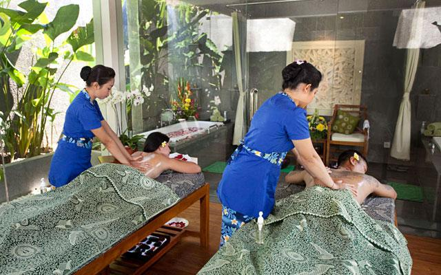 Spa Bali-Mango Spa Kuta-Couple Massage