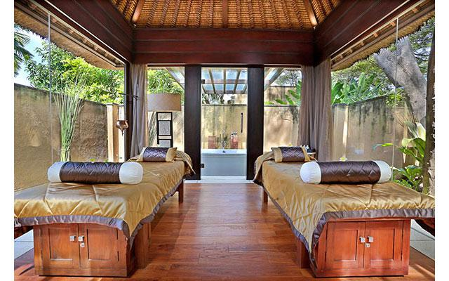 Nusa Dua Spa - Amarterra Spa : Couple Room Massage