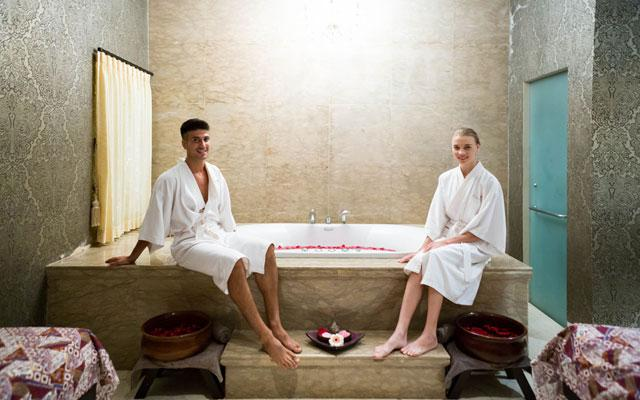 Spa Canggu - Docte Bali :  couple treatment