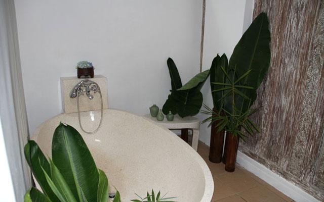 Bali Eco Village - Bath Tub