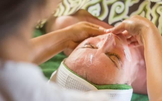 Taksu Spa - Ubud Bali - Facial Treatment