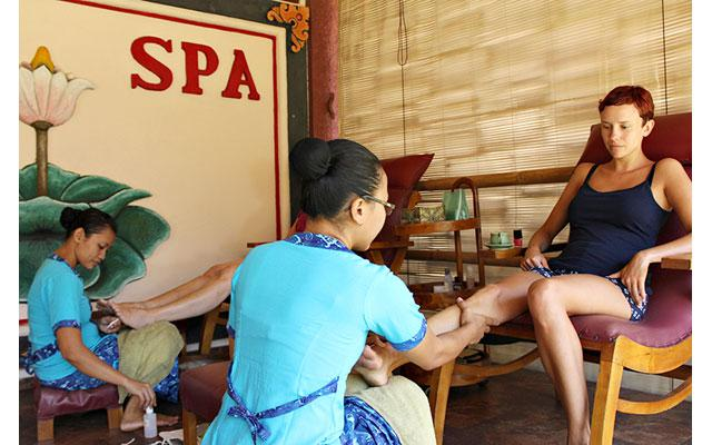 Spa Bali Buleleng - Lotus Spa - Foot Massage