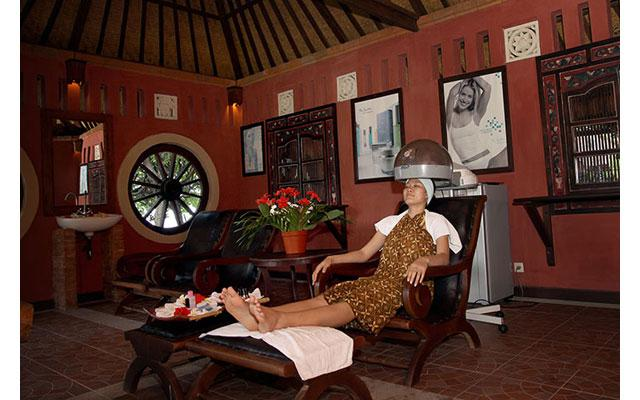 Spa Bali Buleleng - Head and Foot Treatment at Taman Sari Spa