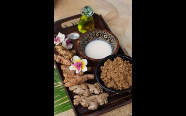Spa Amed - Spa Village : herbal spa