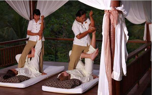 Bali Spa Jimbaran - Beverly Hills Spa - Thai Massage