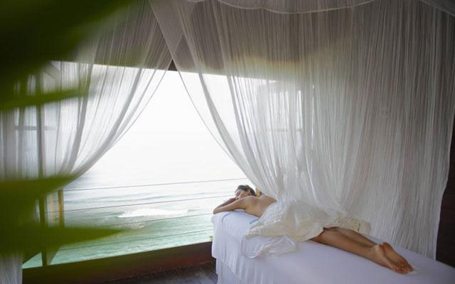 Best Spa Treatment with Beautiful View - Karma Kandara Bali Resort