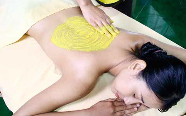 Spa Bali - Toya Spa : lulur treatment