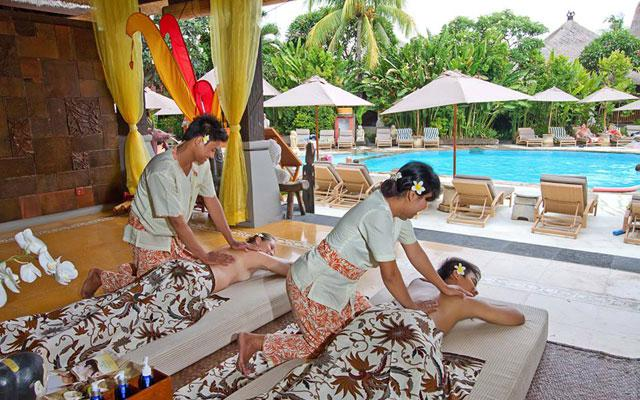Spa Seminyak - Rama Spa : massage