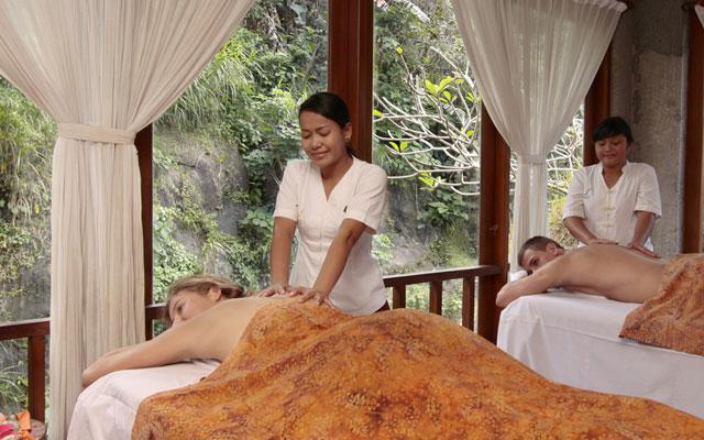 Dirga Sauca Spa Bali - Body Massage