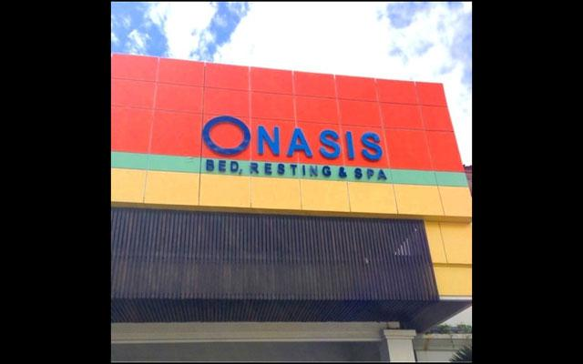 Spa Tuban - Onasis Spa : front view
