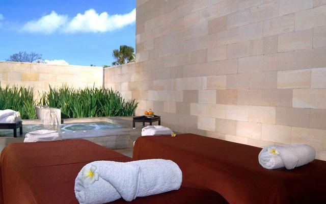 Spa Nusa Dua -  Spa The Bale : open air treatment