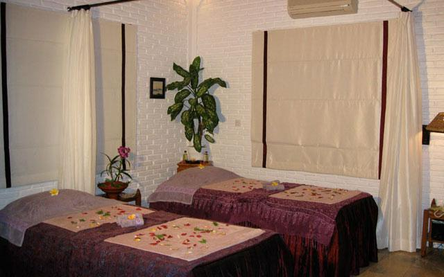 Spa Bali - Orchid Spa Candi Dasa : treatment room