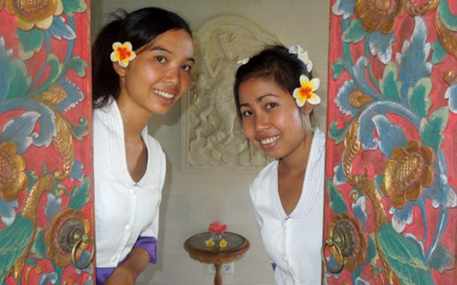 Amed Spa - Palm Garden Spa : Staff