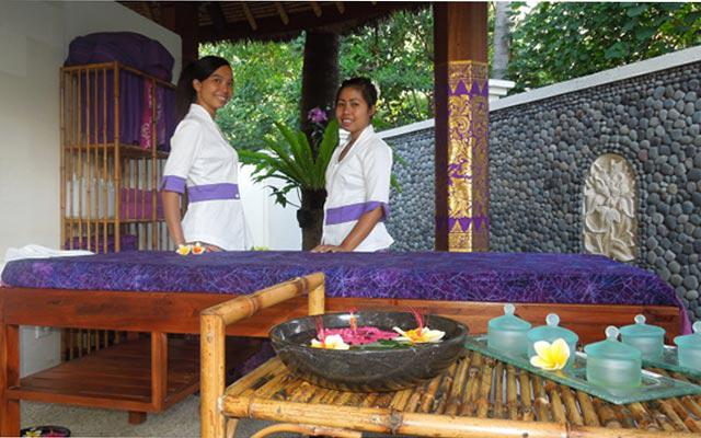 Amed Spa - Palm Garden Spa : Treatment area