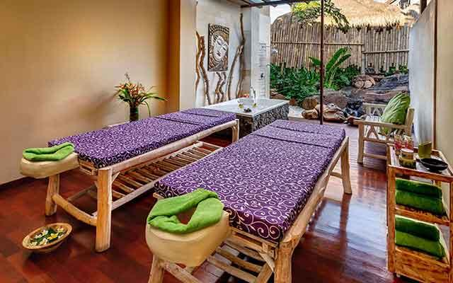 The Griya Villas and Spa Amed - Massage Room