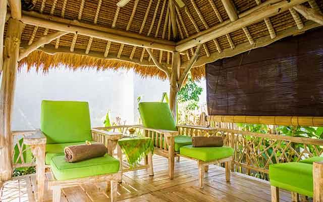 The Griya Villas and Spa Amed - Manicure and Pedicure Area