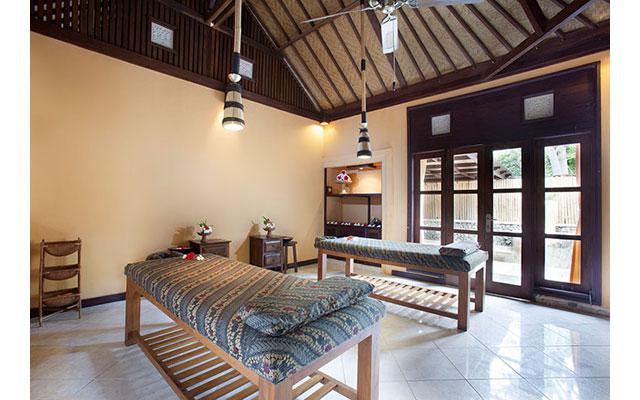 Treatment Room at Taman Sari Spa Buleleng Bali