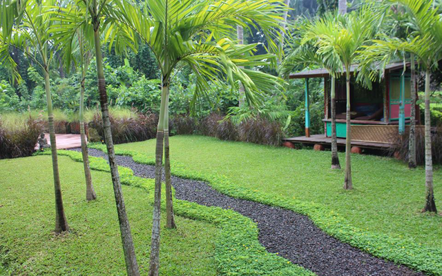 Ubud Yoga Retreat - Yoga Barn