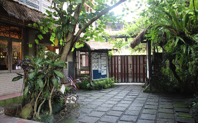 Yoga Studio in Ubud - Yoga Barn