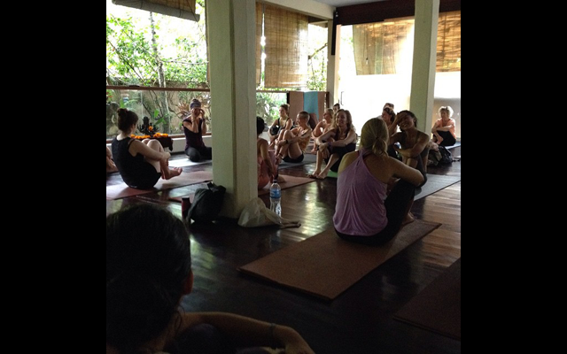 Best Yoga Studio in Ubud - Yoga Barn