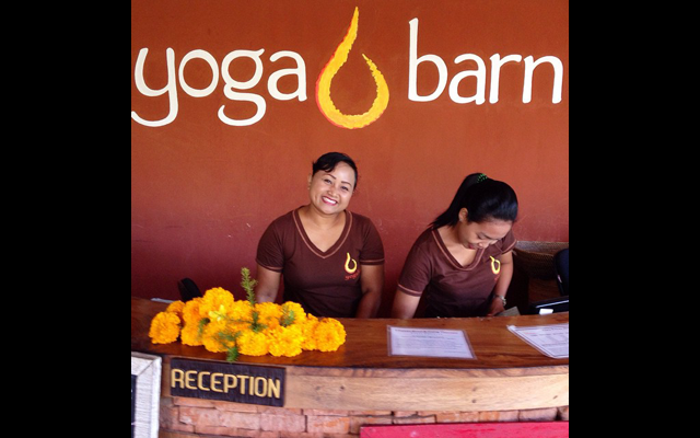 Yoga in Ubud - Yoga Barn