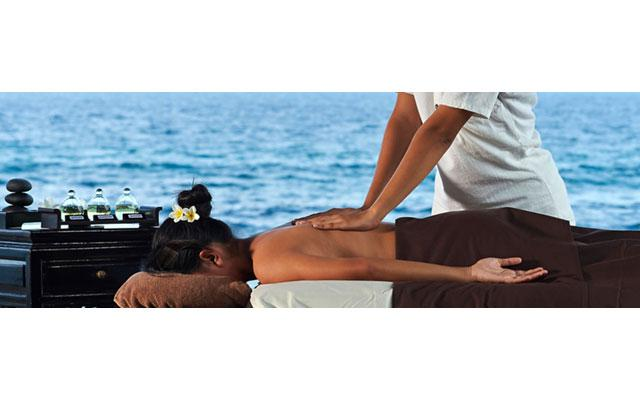 Spa Candidasa - Candi Beach Spa : healing massage