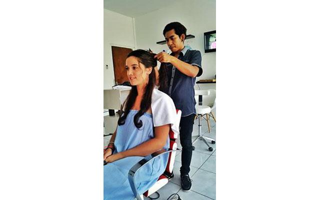 Spa Jimbaran - Affetto Bali : hair styling