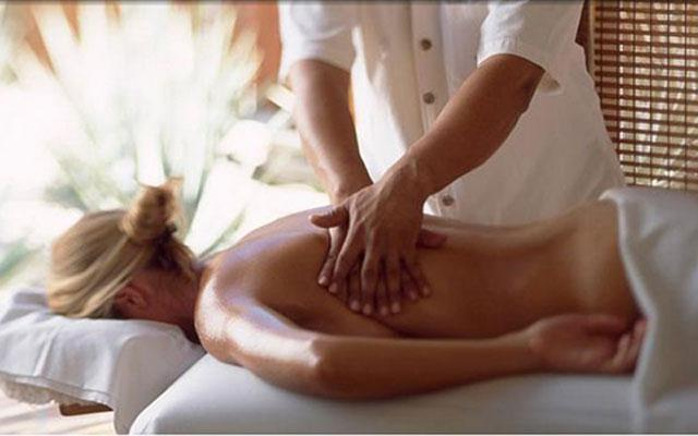 Lovina Spa - Damai Spa : Body Massage
