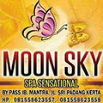 Moon Sky Spa Plus Denpasar - Logo